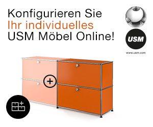 USM, Konfigurator, konfigurieren, Möbel, Individuell, gestalten