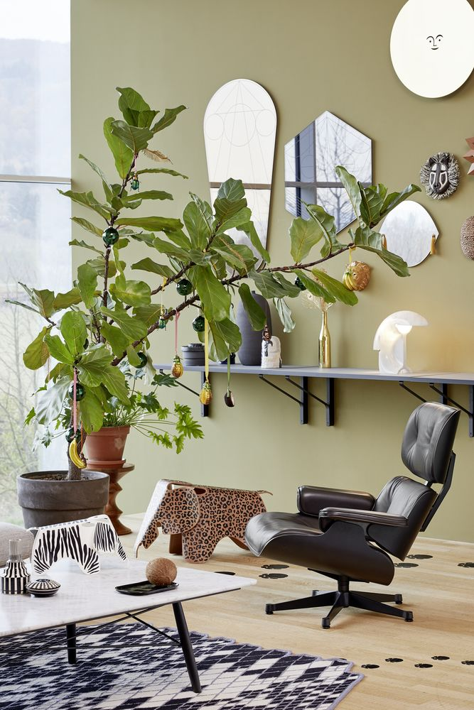 Vitra, Lounge Chair, Elefant, Elephant, Kinderstuhl, Hocker, Wohnzimmer, Sessel