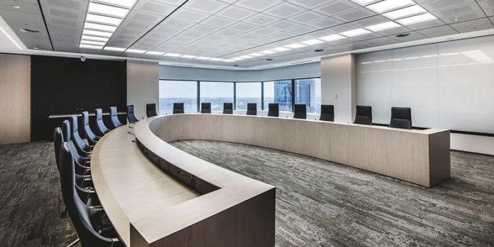 Lösungen für Konferenzräume & Sitzungssäle